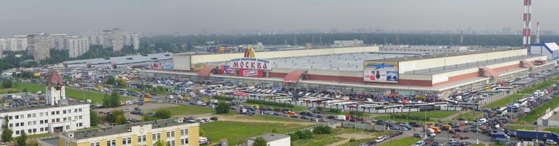 панорама ТЯК Москва 24 августа примерно 11 утра